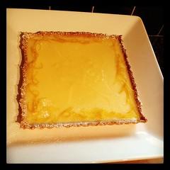 produce(0.0), torte(0.0), flan(0.0), baked goods(1.0), custard pie(1.0), food(1.0), dish(1.0), dessert(1.0), cuisine(1.0),