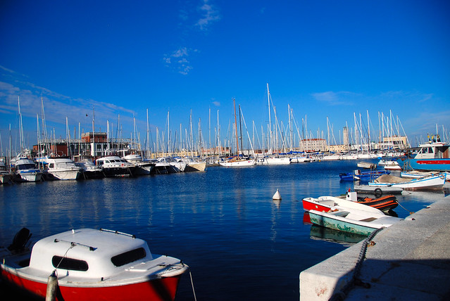 Trieste - A Bluetiful Harbour View Reddy For Your Inspection!