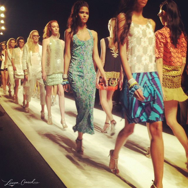 Fashion Week Diary: Day 2