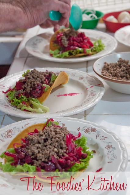 Guatemalan Enchiladas