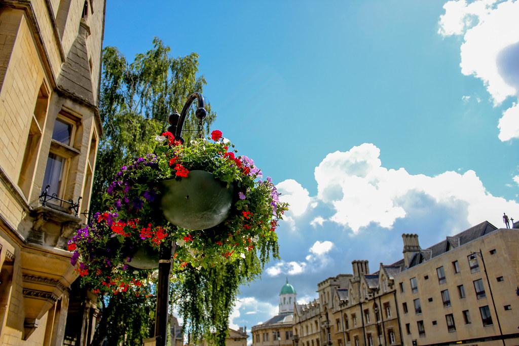 Broad Street de Oxford