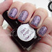 Dark Angel - Penélope Luz | B'day Nail