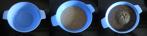 Eggless Dates Cake-step3