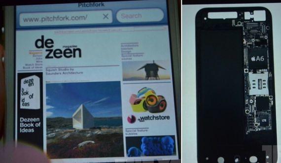 внутри iPhone 5