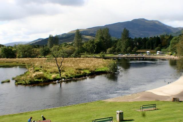 River Teith, Callander