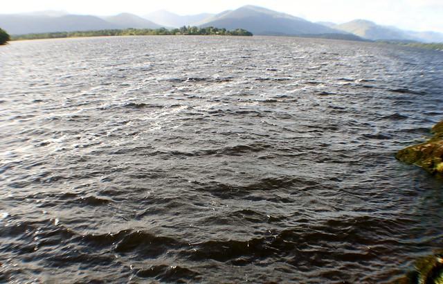 Loch Lomond, Balmaha