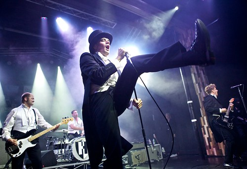 THE HIVES @ The Observatory 9/11/12