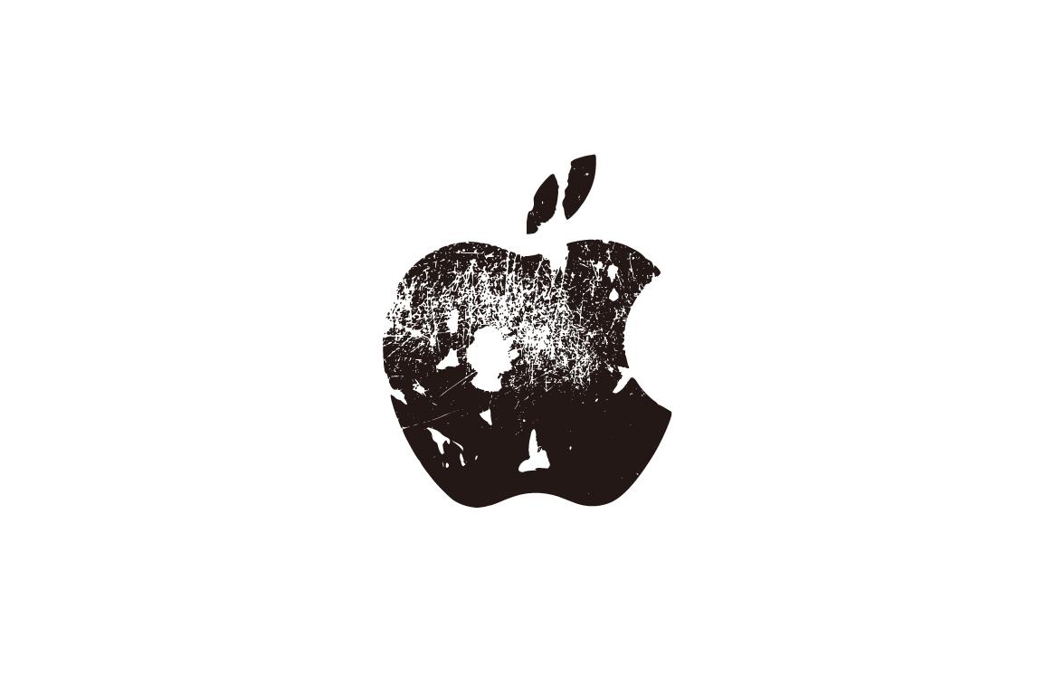 傷だらけの林檎