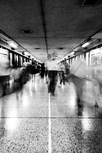 人流 Human Logistics: 香港地鐵藍田站 Hong Kong MTR Lam Tin Station / SML.20120905.G12.00184