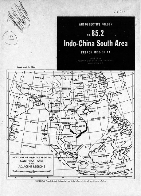 Air Objective Folder - Indo-China South Area (1)