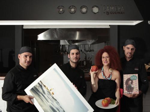 Viaggio nei Sensi 2012 a Sorrento al Ristorante Camera&Cucina