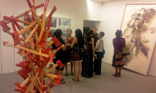 FOST Gallery Singapore #Gillman #Barracks #Arts #Galleries , the #new #contemporary #art #destination in #Asia