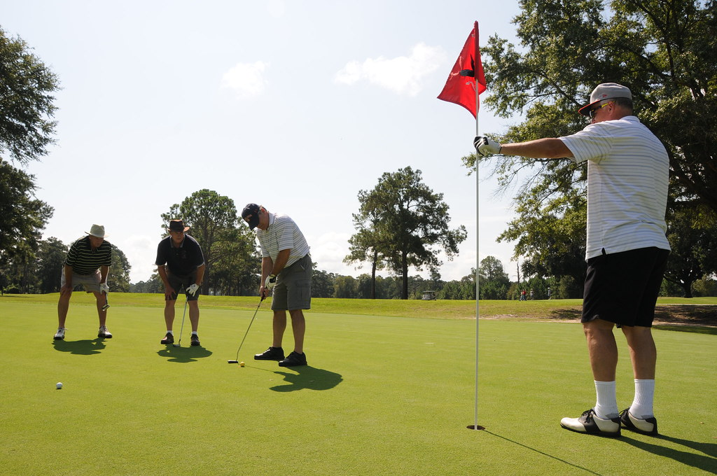 Golf tourney provides unique experience