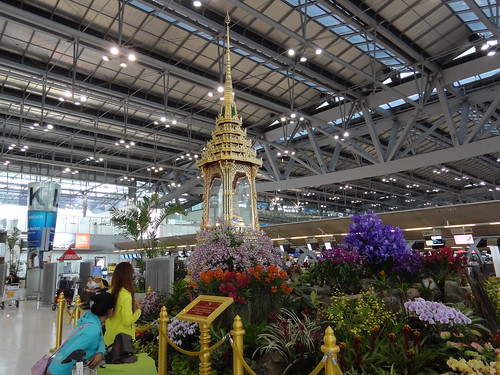 Bangkok Air Port