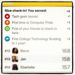 I'm a tech geek? ;) #SPSNairobi