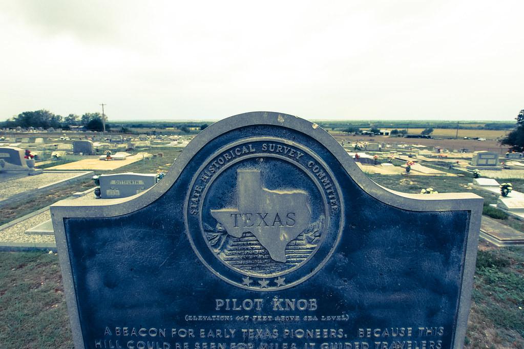 Nordheim Cemetery - Pilot Knob, Nordheim, TX
