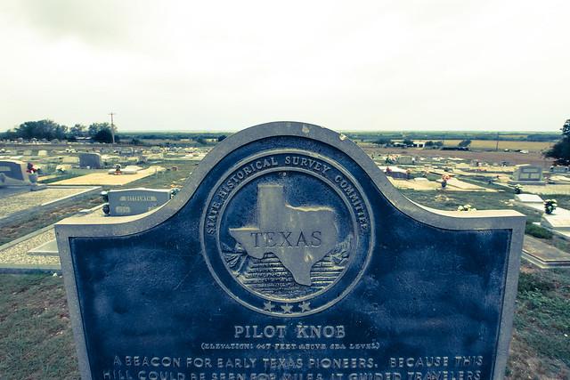 Pilot Knob Texas