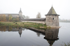 castle, building, reservoir, reflection, water castle, waterway, moat,