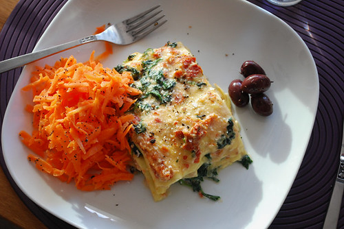 Vegetarisk lasagne by abris2009