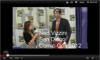 Ned Vizzini Summer Camp Streaking Story on YouTube