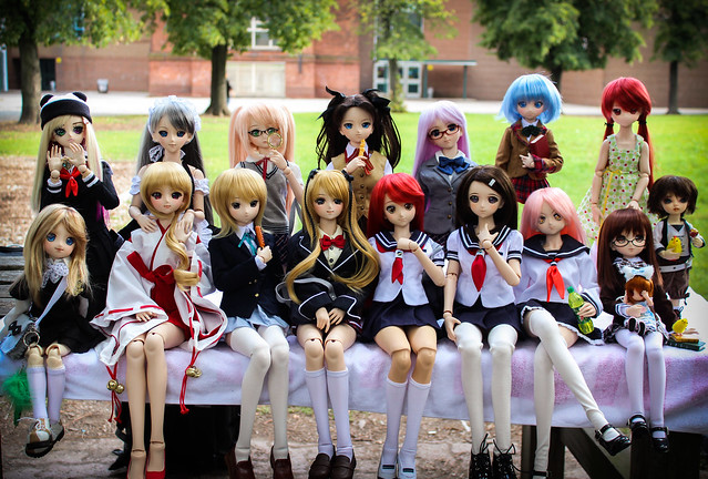 Back to School Dollfie Dream Meet in Toronto