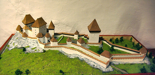 tower castle miniature curtain medieval double hills replica slovenia ramparts keep walls fortification moat fortress battlement gangway merlon celje