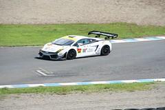 20120917 SuperGT Official Testing Motegi