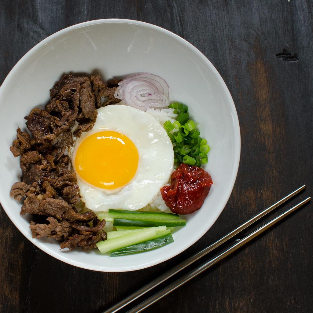 Korean National Dish