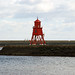 South Shields light