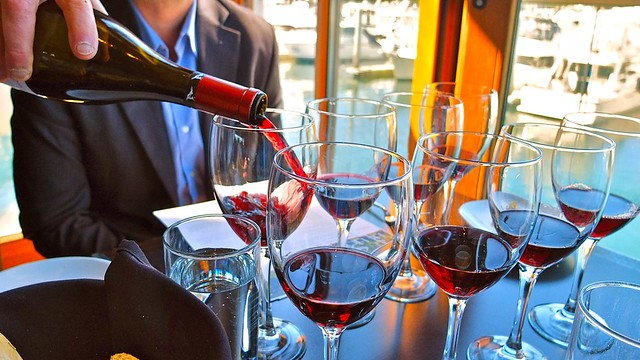 Stag's Hollow Wine Tasting | Lift Bar and Grill, Coal Harbour
