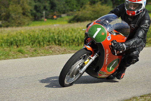 classic motorcycle Oldtimer Grand Prix 2012 Schwanenstadt Austria Copyright B. Egger :: eu-moto images 0242