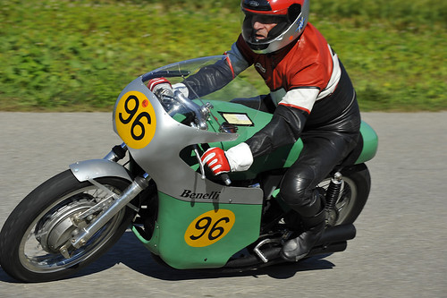 Benelli Corsa 1975 Oldtimer Grand Prix 2012 Schwanenstadt Austria Copyright B. Egger :: eu-moto images 1385