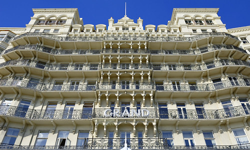 Grand Hotel, Kings Rd, Brighton