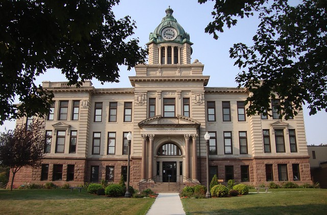Fairmont (MN) United States  City new picture : Martin County Courthouse Fairmont, Minnesota | Flickr Photo ...