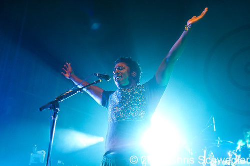 Bloc Party - 09-19-12 - Royal Oak Music Theatre, Royal Oak, MI