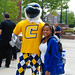 Campus Pep Rally for UTC vs. Glenville State