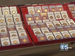 Nevada man's gold coins
