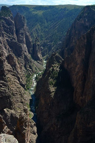 nationalpark colorado blackcanyonofthegunnisonnp gunnisonriver thenarrowsview