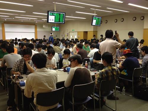 PTQ GTC - Yoyogi : Hall 3