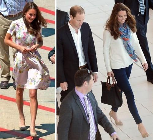 18 Busana Kate Middleton di Asia Tenggara