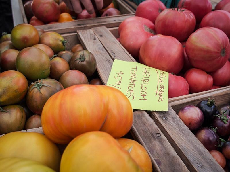 Ballard Sunday Farmer's Market