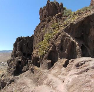 Cueva de los Pilares 的形象. panorama archaeology grancanaria arqueologia arqueología telde yacimiento cuatropuertas wikilovesmonuments bicri550000080 cuevadelospilares