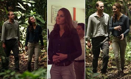 Kate-Tour-Kate-William-Rainforest-Rain-Forest-Borneo-Zara-Top-Jeans-UK-in-Malaysia-FB-Sunshine-Su-Lin-INstagram- (1)