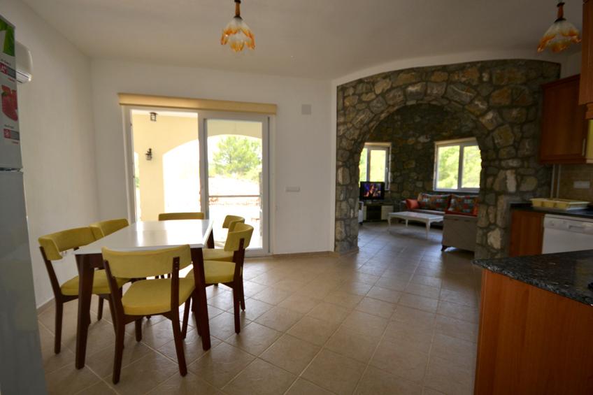 kiralık yazlık villa - 3060