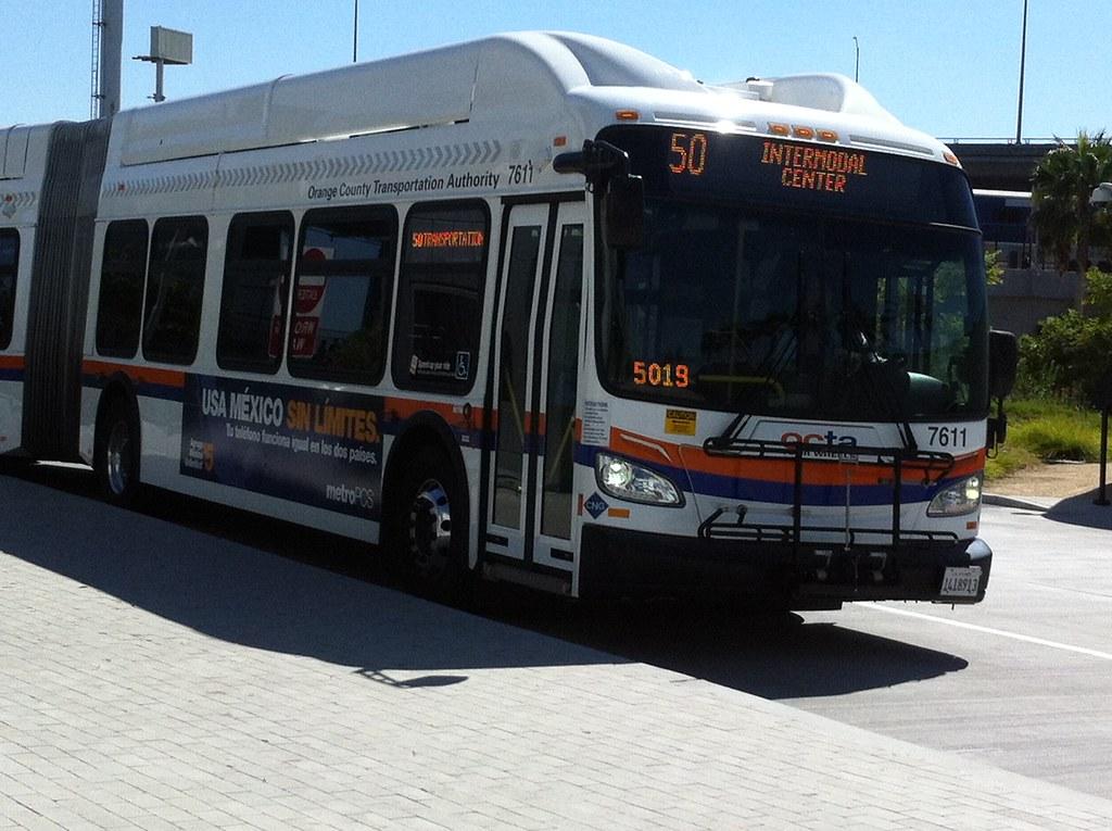 Orange County Transportation Authority - Calendar