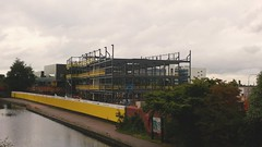 HS2 College Birmingham - Digbeth Branch Canal