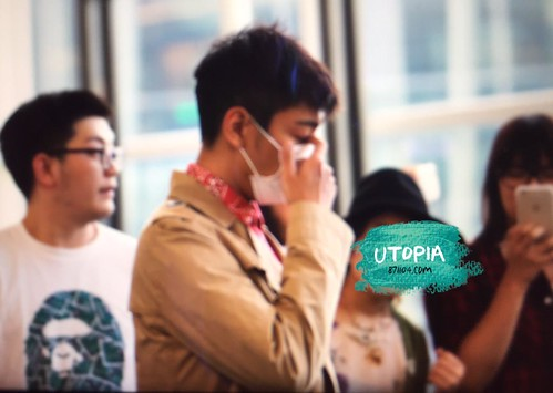 Big Bang - Hong Kong Airport - 15jun2015 - Utopia - 03