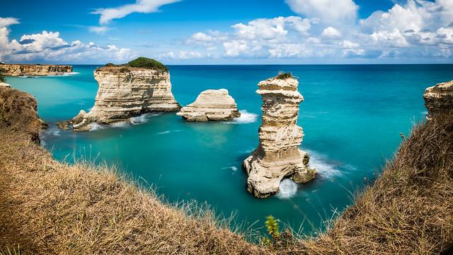 Torre di S.Andrea - Puglia, Italy - Seascape photography