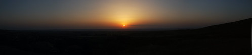 sunset panorama sun nap naplemente fony panoráma