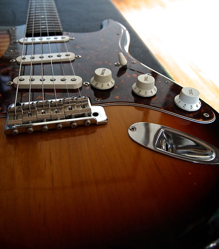 FUJIGEN Stratocaster semiorder